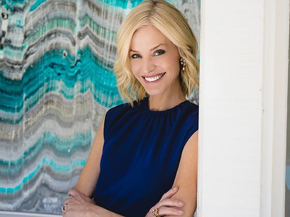 West Coast sophisticate Kristine Kamenstein of Jackson Paige Interiors