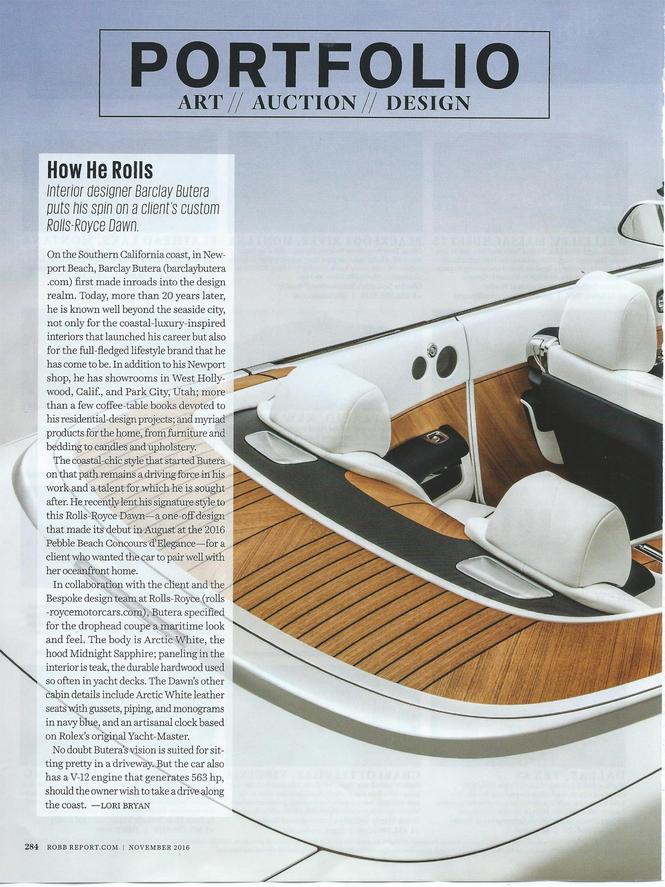 Robb Report, 2 of 3