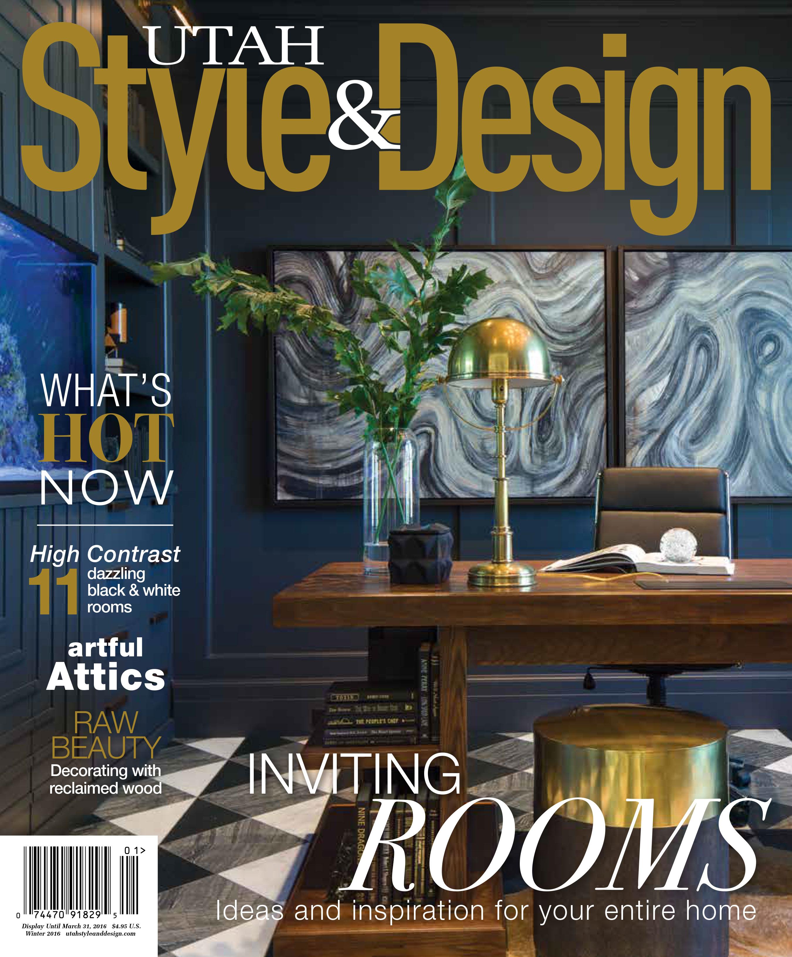 Utah Style & Design, 1 of 1
