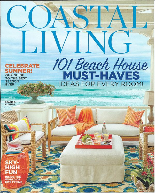 Coastal Living, May 2015, 1 of 8