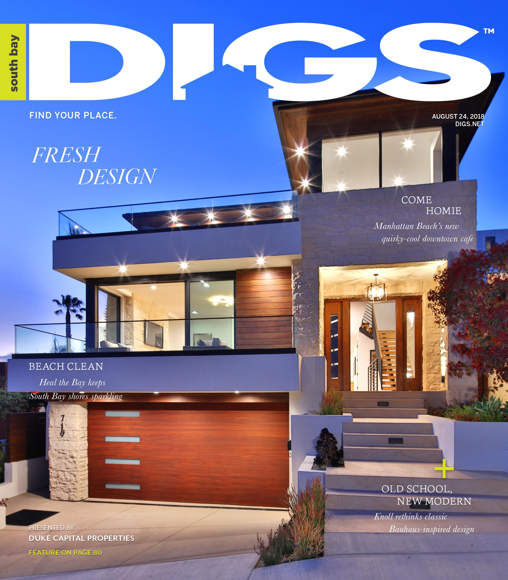 Digs, 1 of 3