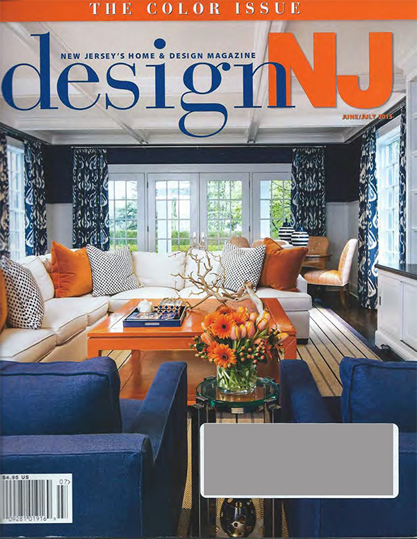 Design NJ, June/July 2015, 1 of 2