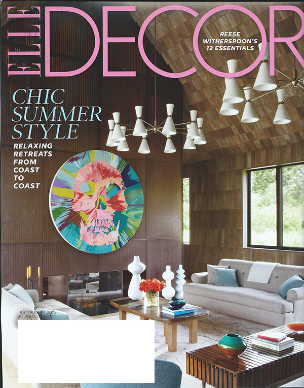 Elle Decor, July 2015, 1 of 2