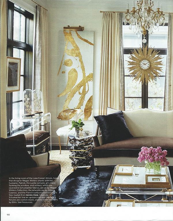 Elle Decor, May 2015, 2 of 8