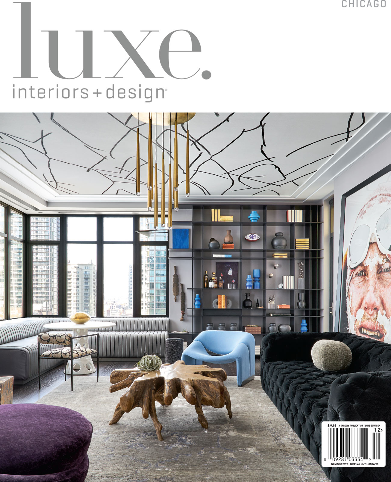 Luxe Chicago, 1 of 7