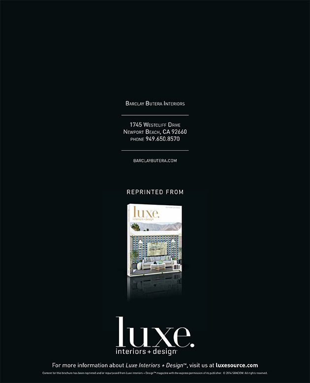 Luxe Summer, 2014, 8 of 8