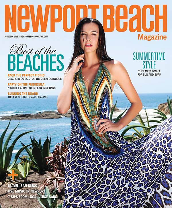 Newport Beach Magazine, Dec. 2014/Jan. 2015, 1 of 3