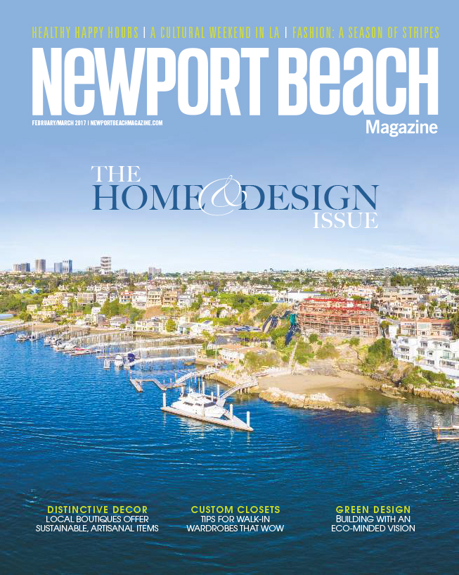 Newport Beach Magazine, Feb/Mar 2017, 1 of 2