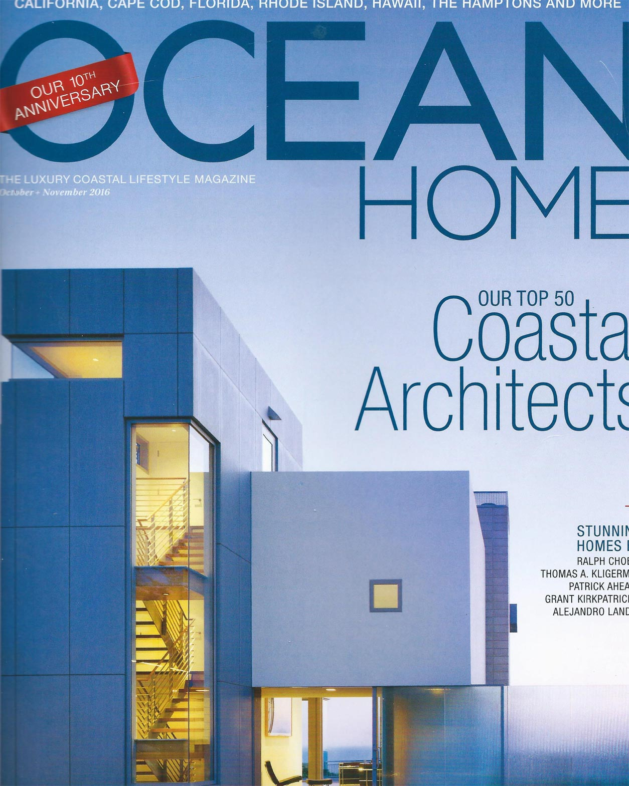 Ocean Home, Fall 2016, 1 of 2