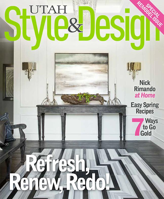 Utah Style & Design Spring, 2015, 1 of 2