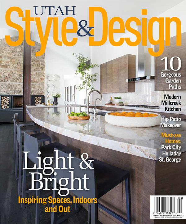 Utah Style & Design, Spring 2015, 1 of 4