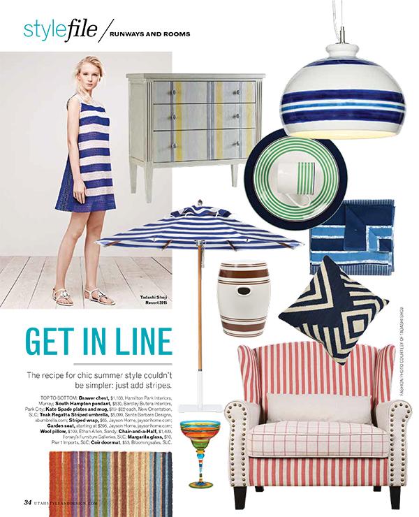 Utah Style & Design, Spring 2015, 2 of 4