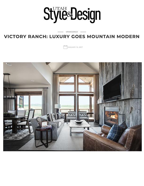 Utah Style & Design, 1 of 10