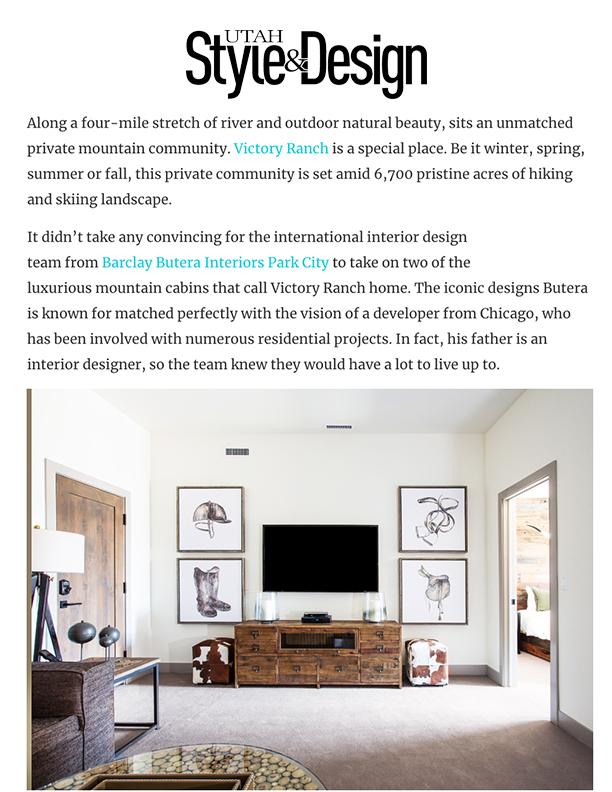 Utah Style & Design, 2 of 10