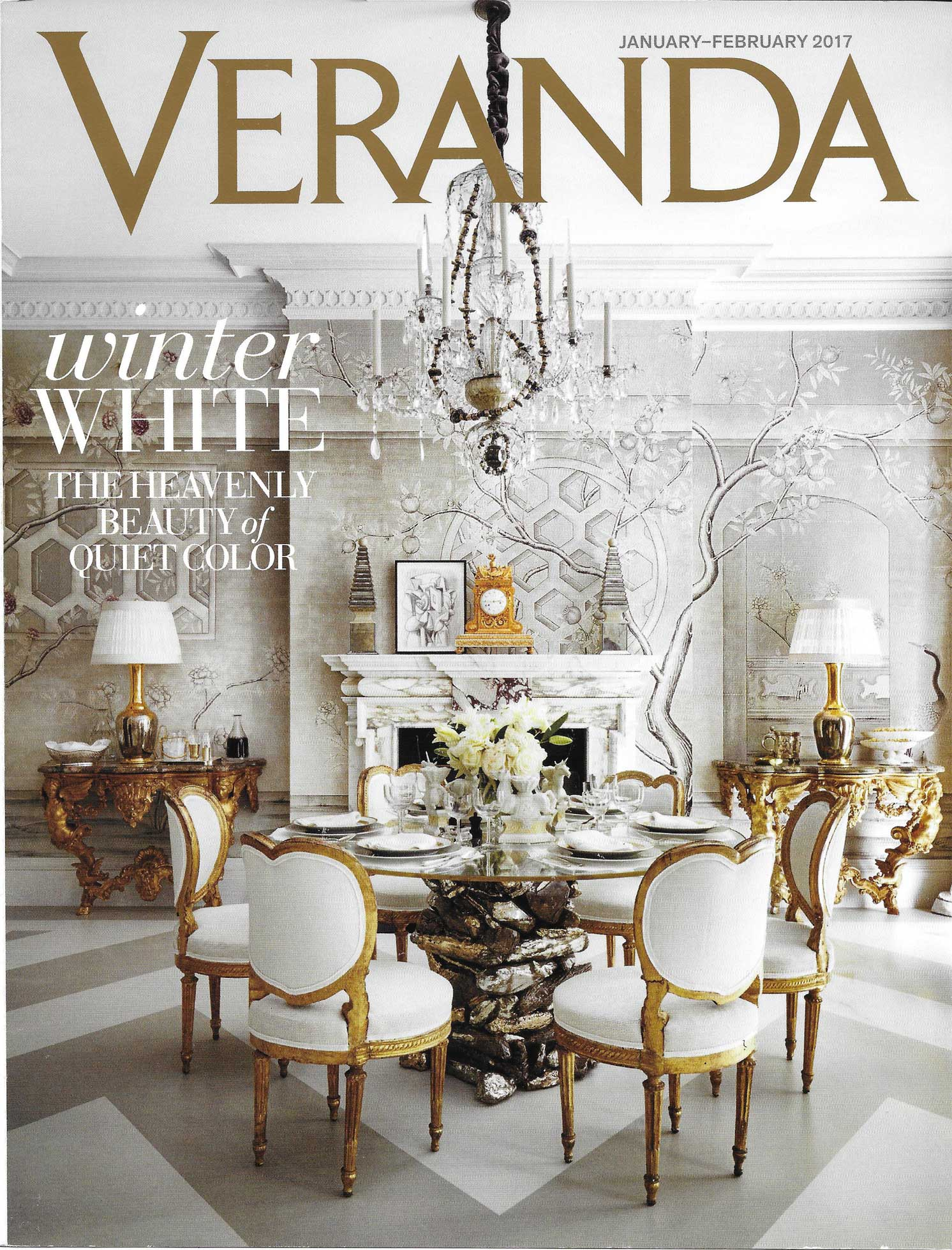 Veranda, Jan/Feb 2017, 1 of 2