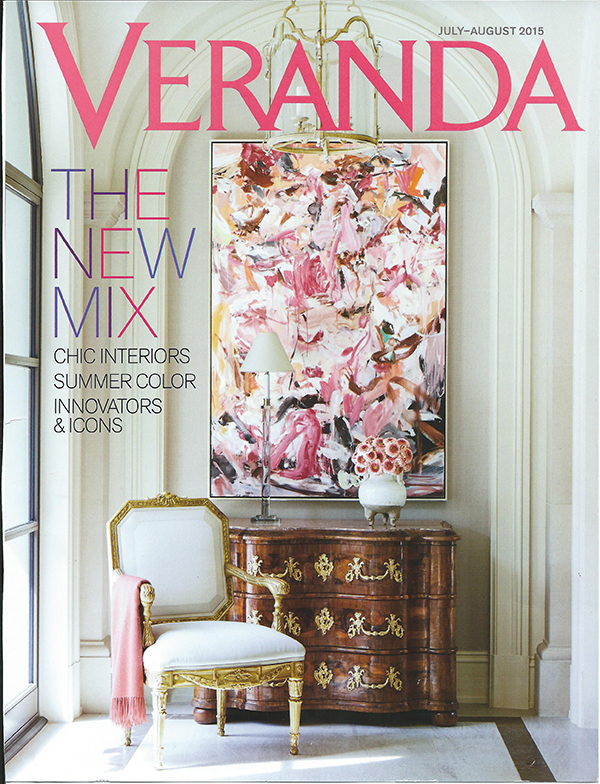 Veranda, May-August 2015, 1 of 13