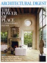 Architectural Digest April, 2011 1 of 2