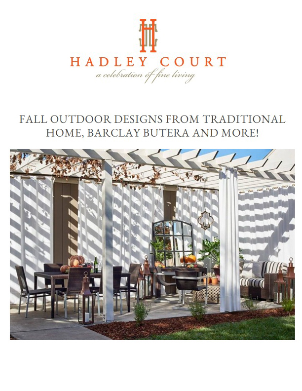 Hadley Court Fall Outdoor, 1 of 8